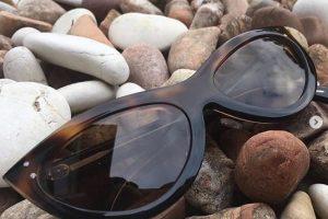 lunettes de soleil bordeaux